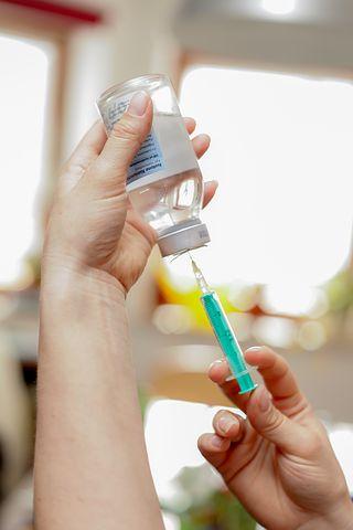 corporate flu vaccinations