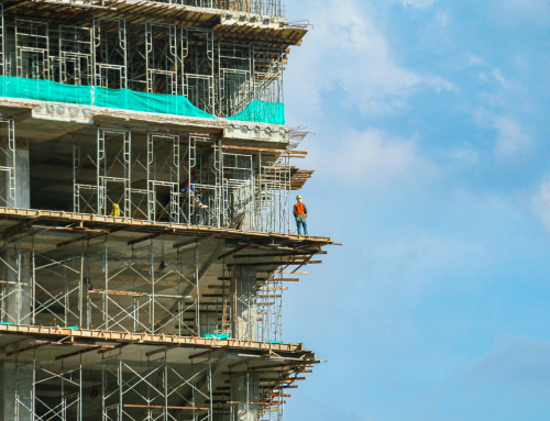 Cut The Workload In Half With A Scaffold For Your Next Construction Project